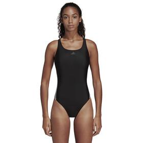 adidas Fit 3S Maillot de bain 1 pièce Femme, black/white
